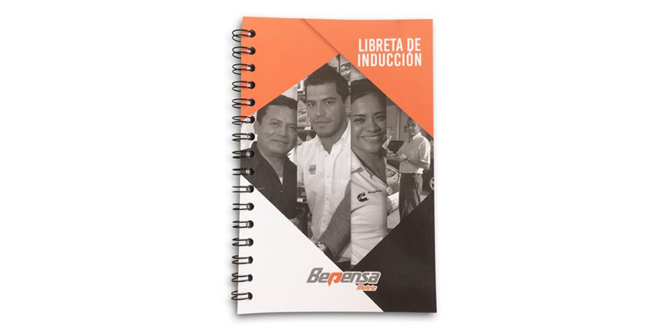 Libreta De Inducción