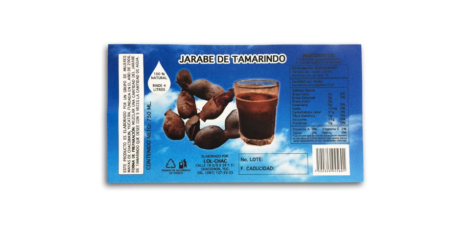 Jarabe De Tamarindo