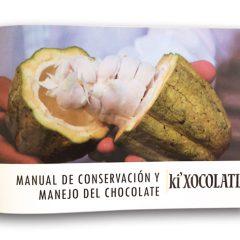 MANUAL DE CONSERVACIÓN Y MANEJO DEL CHOCOLATE
